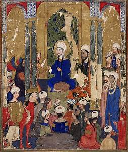 Images of Prophet Muhammad from Islamic Art and History ...