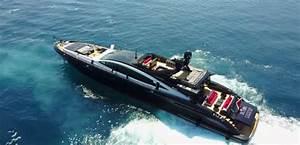 BLACK LEGEND Yacht Overmarine Yacht Charter Fleet