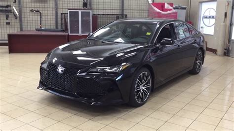 2019 Toyota Avalon Xse by 2019 Toyota Avalon Xse Review