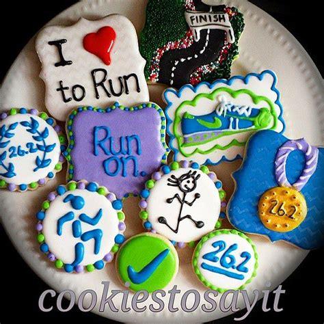 Marathon Cookies #platter #patternedshimmer Cookies