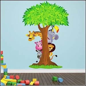 Wandtattoo Kinderzimmer Dschungel : wandtattoo kinderzimmer dschungel kinderzimme house und dekor galerie nvrpzazwmo ~ Orissabook.com Haus und Dekorationen