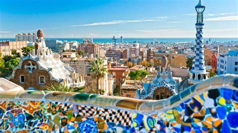 Barcelone  Architecture  Via Vespa