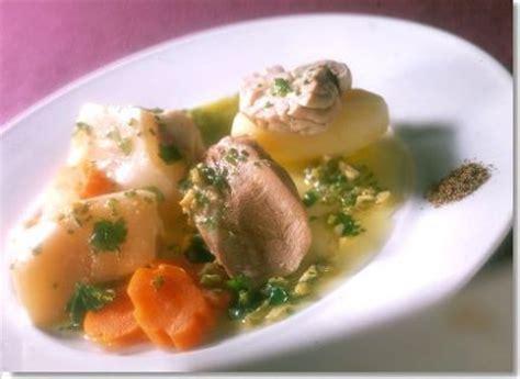 comment cuisiner la tete de veau tête de veau sauce ravigote recettes a cuisiner le