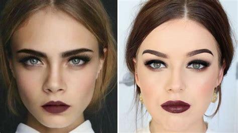 Красивый пошаговый макияж для карих глаз подробные фото и видео