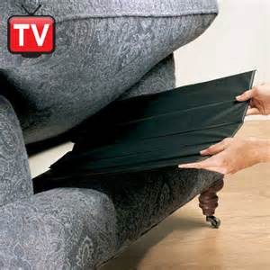 Furniture savers save sagging sofa chair fix couch cushion for Sagging sofa bed cushion support