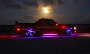 StreetGlow Under Car Neon Lights