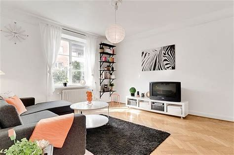 Only 44 Square Meters Charming 20th Century Apartment In