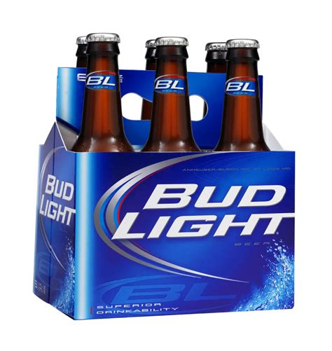 Bud Light 6 Pack by Trop Talk A Site That Offers Analysis News Links And