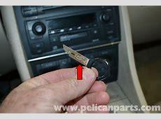 Audi A4 B6 Climate Control Removal 20022008 Pelican