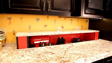large kitchen islands disappearing cabinets ensuring easy access to