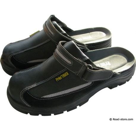 safety sandals black size  road store