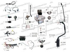 2007 Coolster Atv Wiring Diagram by Coolster 110cc Atv Parts Furthermore 110cc Pit Bike Engine