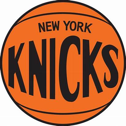 Knicks York Logos 1969 Basketball Clipart Alternate