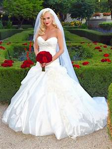 Beautiful Bride!   Jenny McCarthy and Donnie Wahlberg's ...