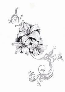 Lilie Symbolische Bedeutung : tattoovorlagen sterne und blumen tattoo bilder tattoo vorlagen tattoovorlagen sterne ~ Frokenaadalensverden.com Haus und Dekorationen