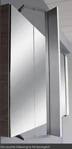 Küchenschrank Korpus Ohne Türen : lanzet spiegelschrank leuchte sidewing 3 t ren korpus farbe wei ~ Buech-reservation.com Haus und Dekorationen