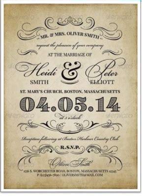 undangan pernikahan unik melalui media sosial