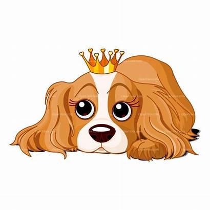 Dog Clipart Clip Dogs Cavalier Spaniel Pet