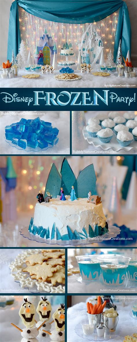 Disney Frozen Party! The Ultimate Frozen Party Full Of The
