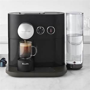 Machine Nespresso Promo : nespresso expert espresso machine williams sonoma ~ Dode.kayakingforconservation.com Idées de Décoration