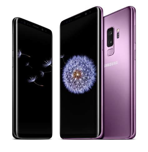 samsung galaxy s9 and galaxy s9 now official tick upgrade the galaxy s8