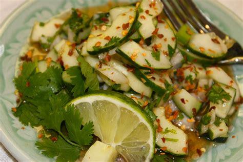 vita cuisine best cucumber salad la vita cucina