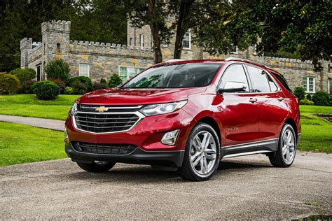 2018 Chevrolet Equinox 20t First Drive Review