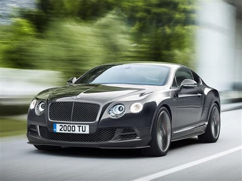 2018 Bentley Continental Gt Speed Introduced With Even