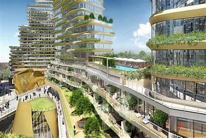 Mixed Development Nef Turkey Projects Istanbul Atakoey
