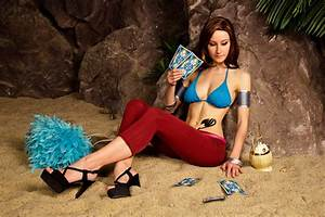 Cana Alberona - Fairy Tail by mchechenev on DeviantArt