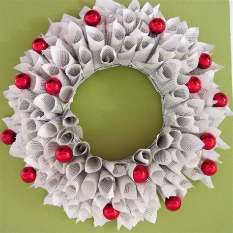 Christmas Decoration Paper Crafts  Find Craft Ideas