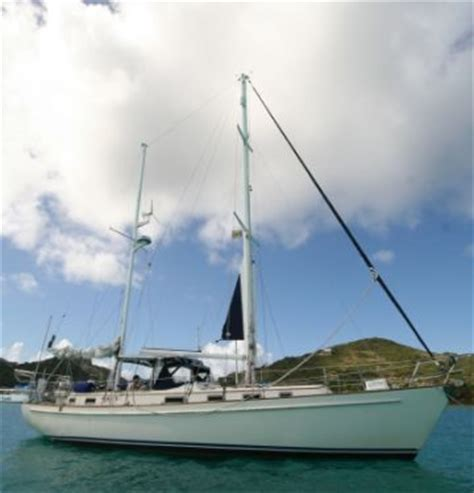 Speed Boats For Sale In St Lucia by 1984 46 Foot Sun Venus Sailboat For Sale In St Lucia