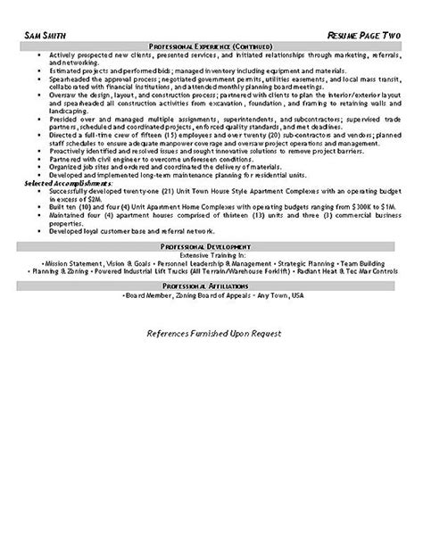 resume exles for safety managers safety coordinator resume exle