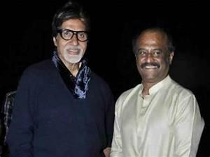 Amitabh Bachchan Suggestion To Rajinikanth In Politics ...