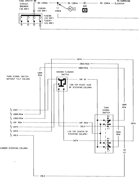 I need the electrical wiring diagram for a 1985 Chrysler