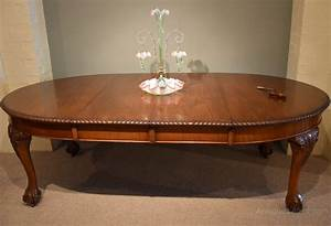 A, Good, Victorian, Two, Leaf, Walnut, Wind, Out, Dining, Table