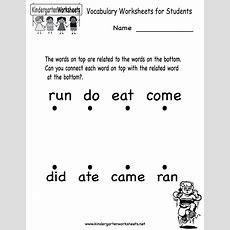 Kindergartenwritingworksheetstoprintreadingfor Kindergarten Worksheets To Print Chapter
