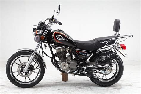 Gn Model Dual Sport Street Bike 125 Cc 150cc Engine