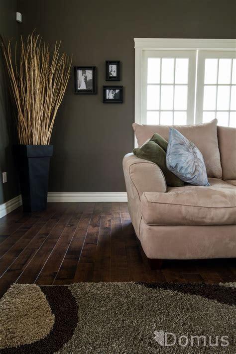 dark hardwood floor in living room hardwood living