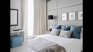 Cool Grey bedroom design ideas - YouTube