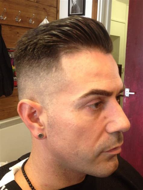 Is this an undercut hairstyle or a fade?   Men's