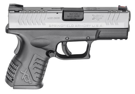 Xd(m)® Compact 40sw Handgun  Top Concealed Carry Handguns
