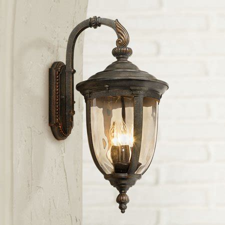 john timberland vintage outdoor wall light fixture bronze