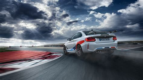 Bmw M2 Competition Hd Picture by 1366x768 Bmw M2 Competition M Performance 2018 Drifting