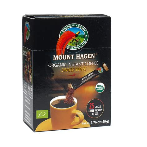 There is nothing easier than boiling a pot of water and pouring it into a cup — no filters or fancy brewing machines. Single Serve Sticks Organic Instant Coffee - Thrive Market