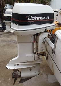 How To Tell The Year Of A Johnson Outboard Motor