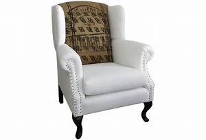 Slipcovers for wingback chairs chair covers leather for Furniture slipcovers for wingback chairs