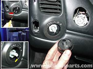 Porsche 911 Carrera Headlamp Switch Replacement