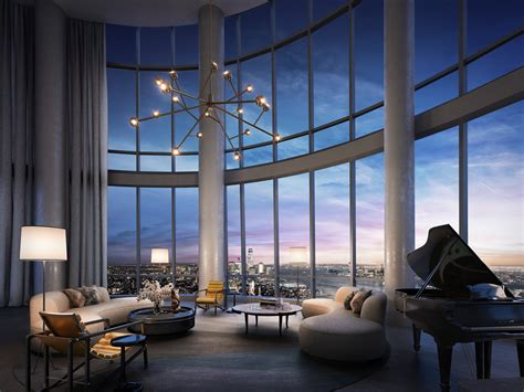 penthouse unveiled  fifteen hudson yards nyc elite