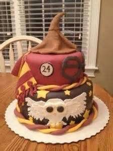 harry potter cakes images   harry potter